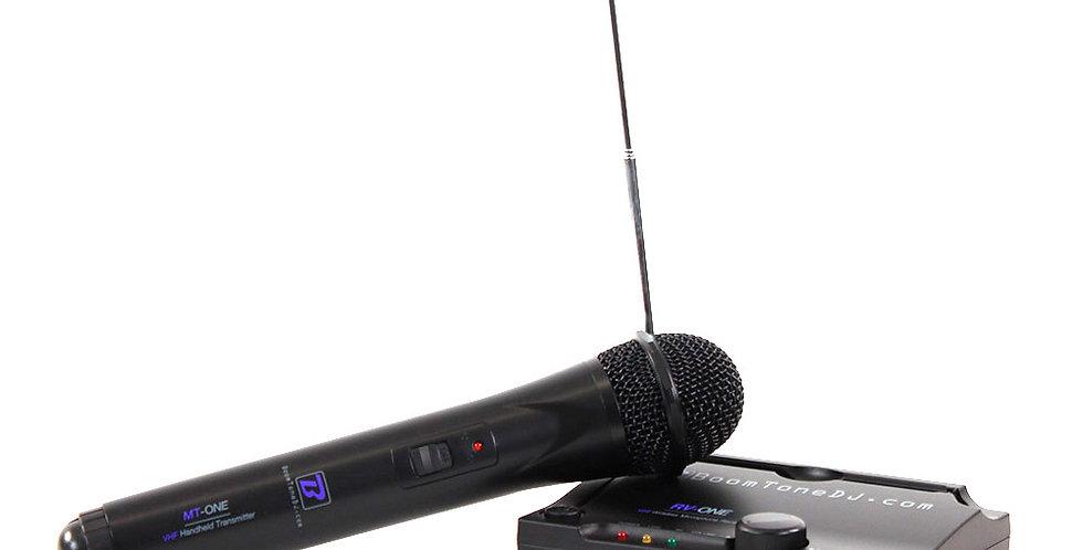 VHF ONE S M - BOOMTONE DJ