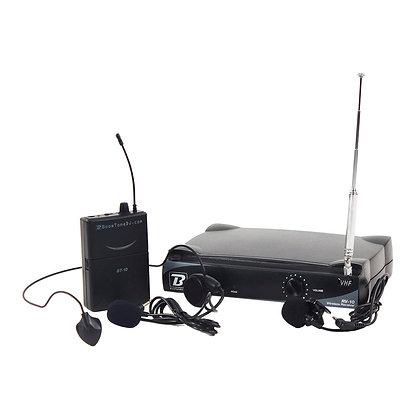 VHF 10HL F8 - BOOMTONE DJ