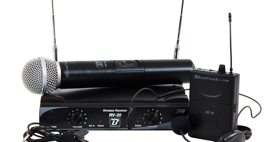 VHF 20MHL F6-F8 - BOOMTONE DJ