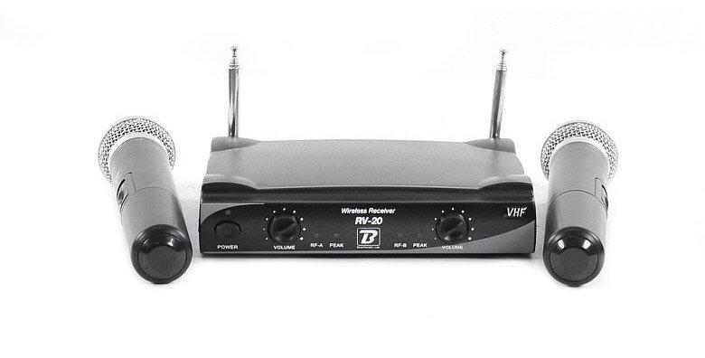 VHF 20M F5-F7 - BOOMTONE DJ