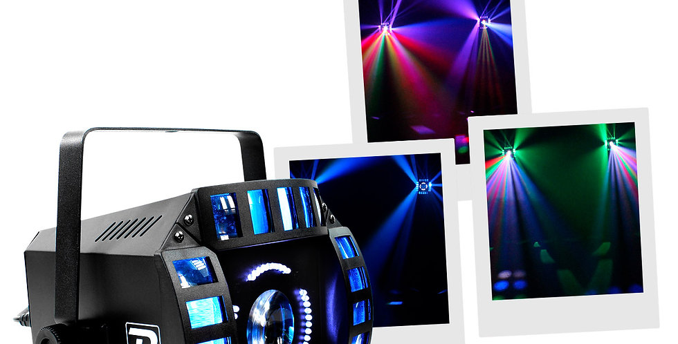 XTREM LED - BOOMTONE DJ
