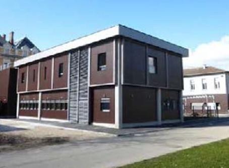 Extension et rénovation au Centre Psychothérapique de l'Ain