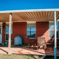 Prattville Back Porch