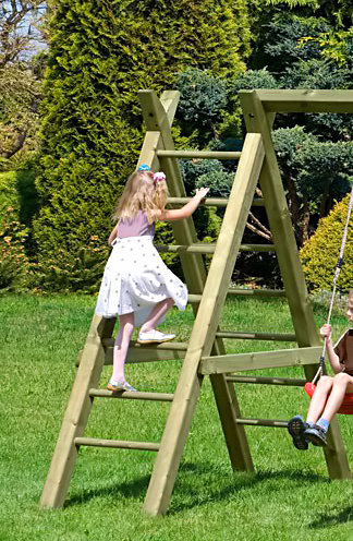 Большая лестница для лазанья
