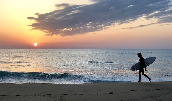 nathan VINCENT lège cap ferret sun set v
