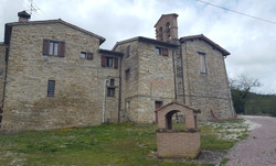 esterno chiesa dietro