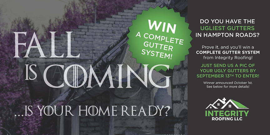 Integrity Roofing - ugly gutters - Faceb