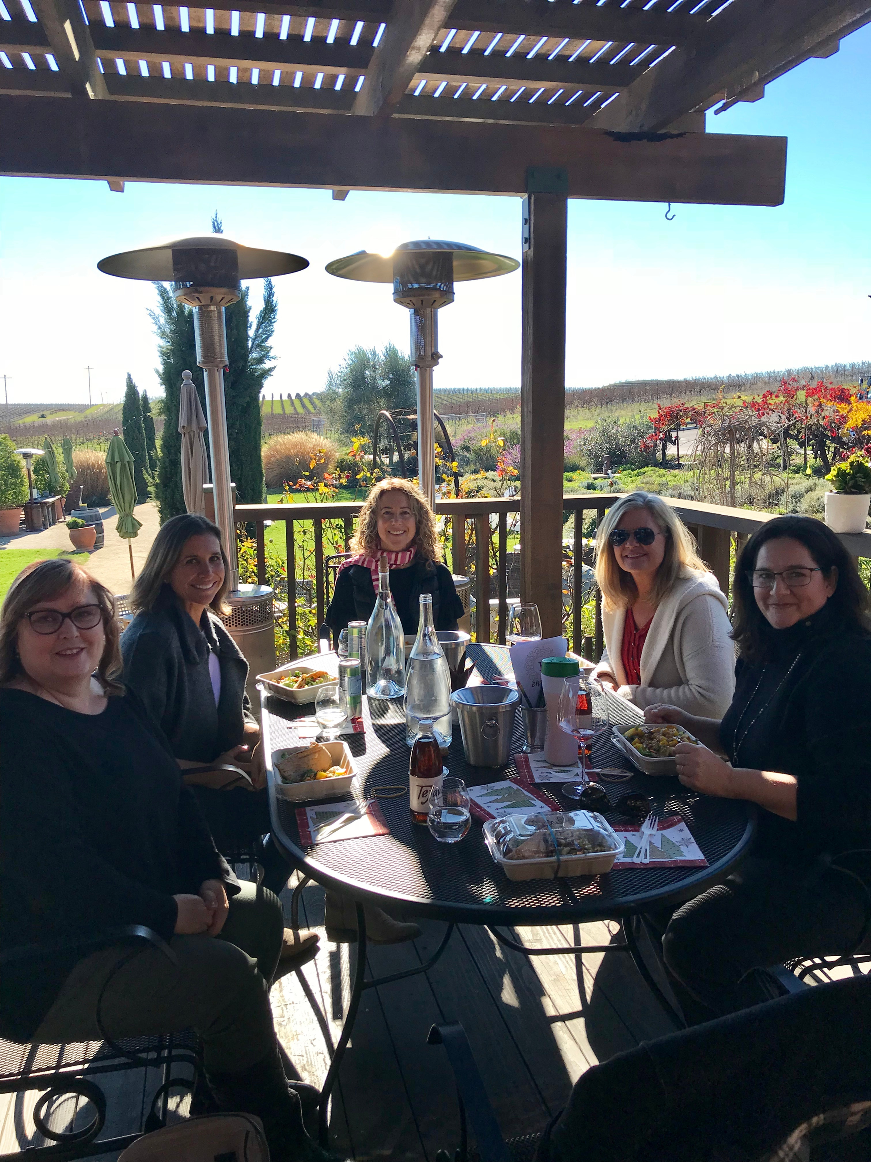 Private Wine Tour for up to 7 guests