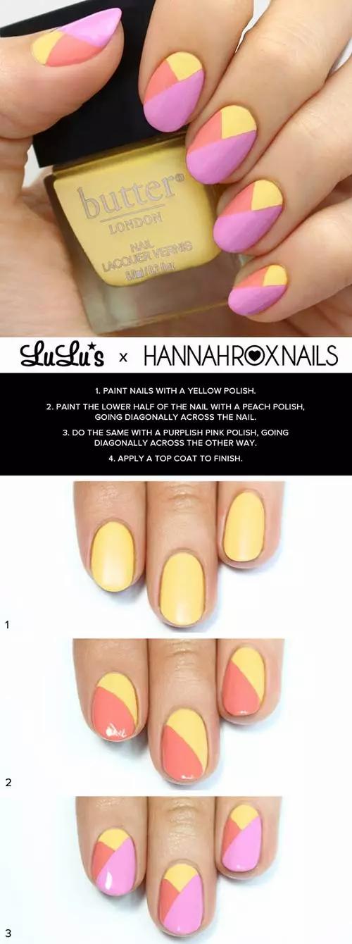 nails designs simple