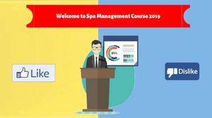 Spa Management Course