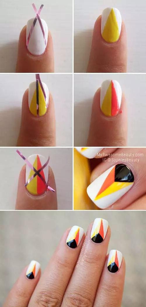 nails designs simple