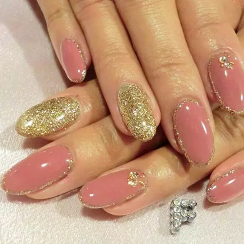3d nails designs rhinestone