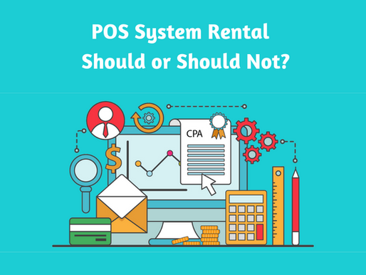 Is POS System Rental A Smart Choice?