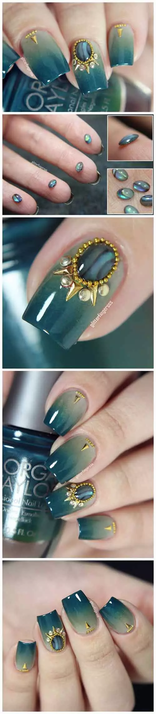 3d designs nails