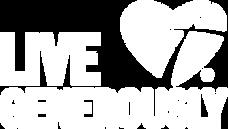 Live Generously logo