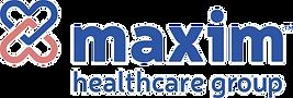 Maxim Healthcare Group logo