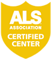 ALS Association Certified Center Badge