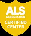 ALS Association Certified Center Badge