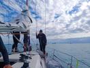 Karon on the bow