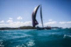Sailing Brisbane learn to sail B52