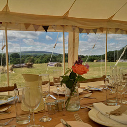 View to Dartmoor from Marquee Meadow July 2016