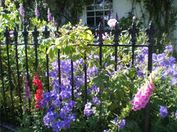 Cottage Garden at Monks