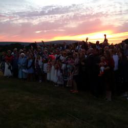 Friends & Family Dartmoor sunset