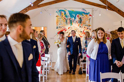 Ceremony in The Gallery