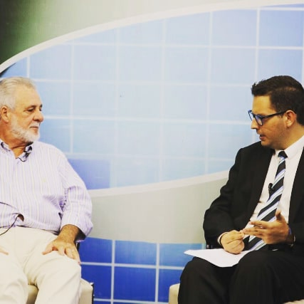 Entrevista com Carlos Melles (2019).