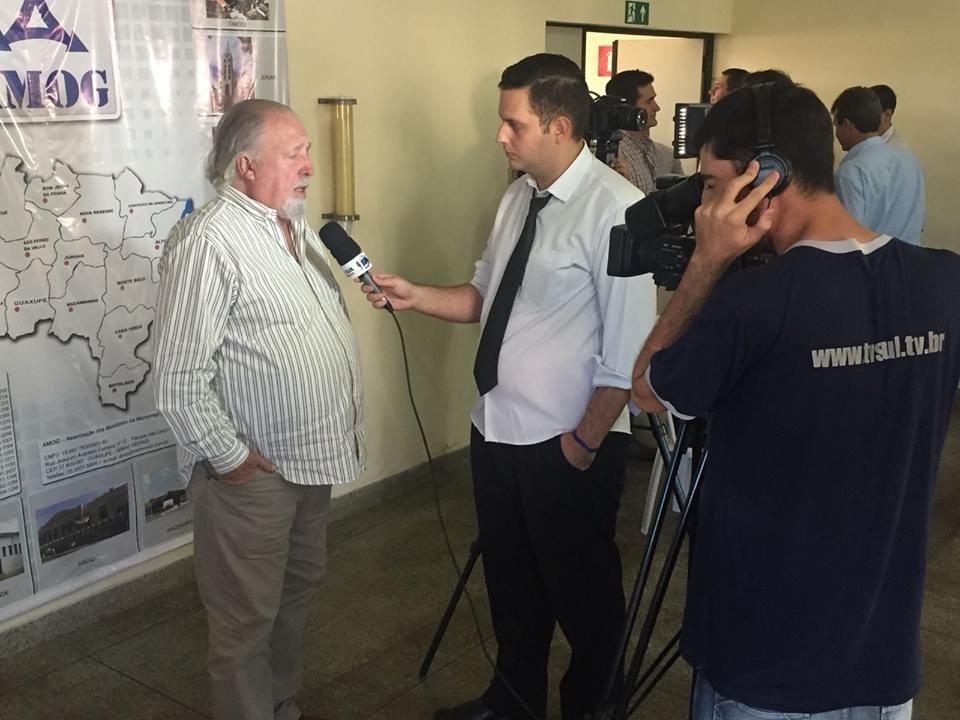 Entrevista com Carlos Mosconi (2018)