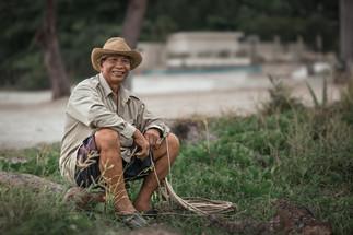 The Cattle Farmer - Cambodia