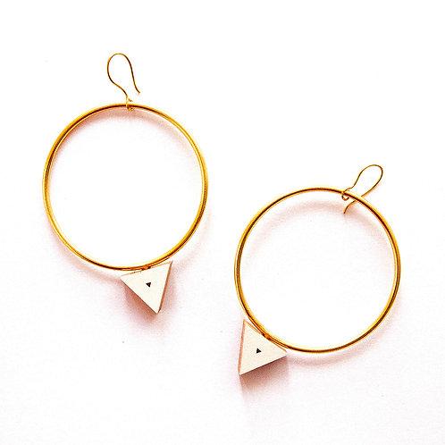 Omen Earrings Large