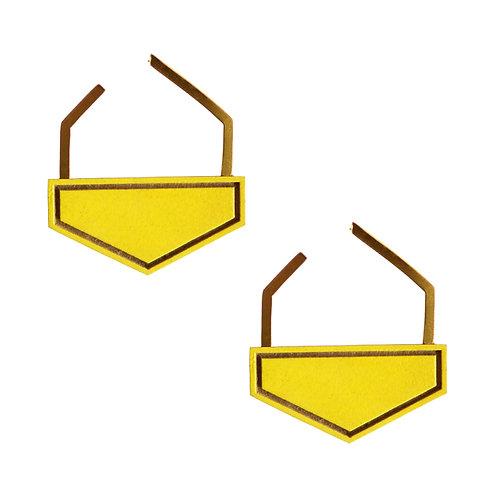 Pentaluck Earrings