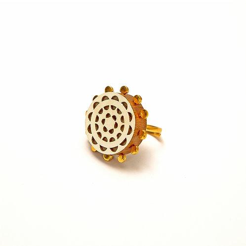 Wild Flowers Ring