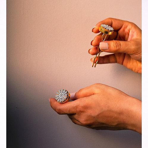 Care Repair Rewear Bun Pin - 1 piece