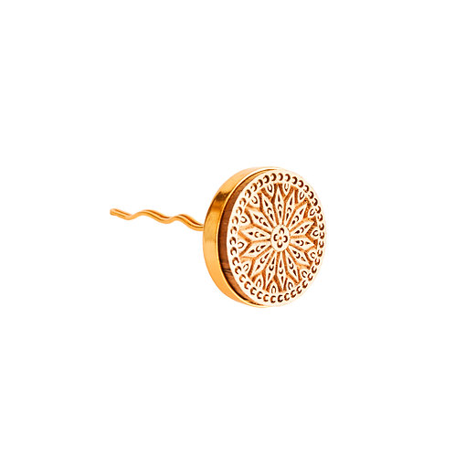 Vintage Bun Pin