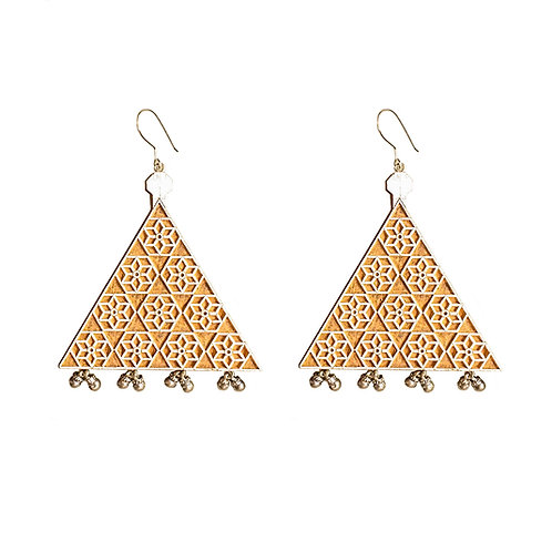 The Tribal Tradition Earrings