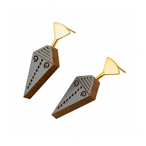 Lost Sword Earrings