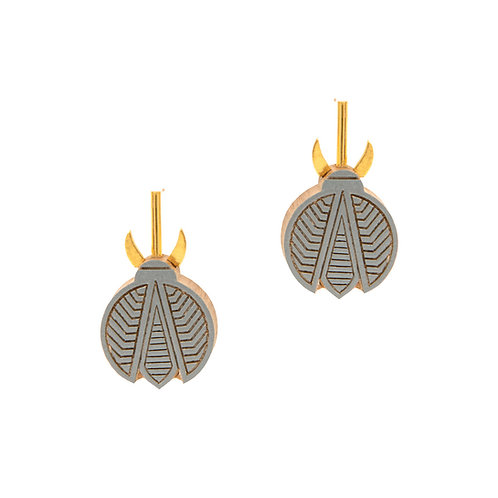 Evening Bug Earrings
