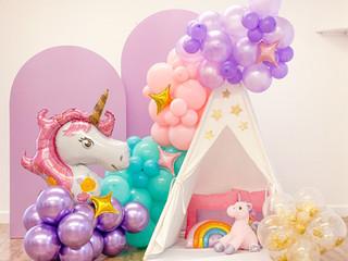 Unicorn Bright Colors