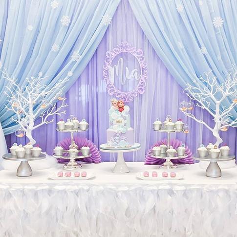 Frozen 6th Birthday