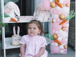 One Bunny turned 1
