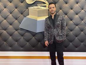 Luis Fonsi no Grammy