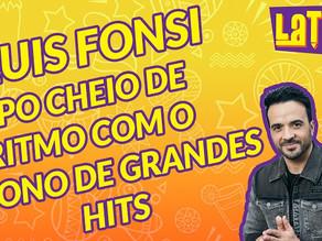 Luis Fonsi no Latina Hits