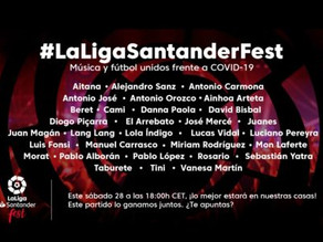 #LaLigaSantanderFest