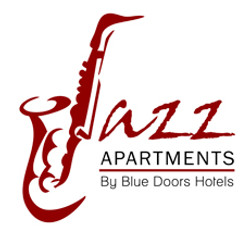 Jazz Apartmets Blue Doors