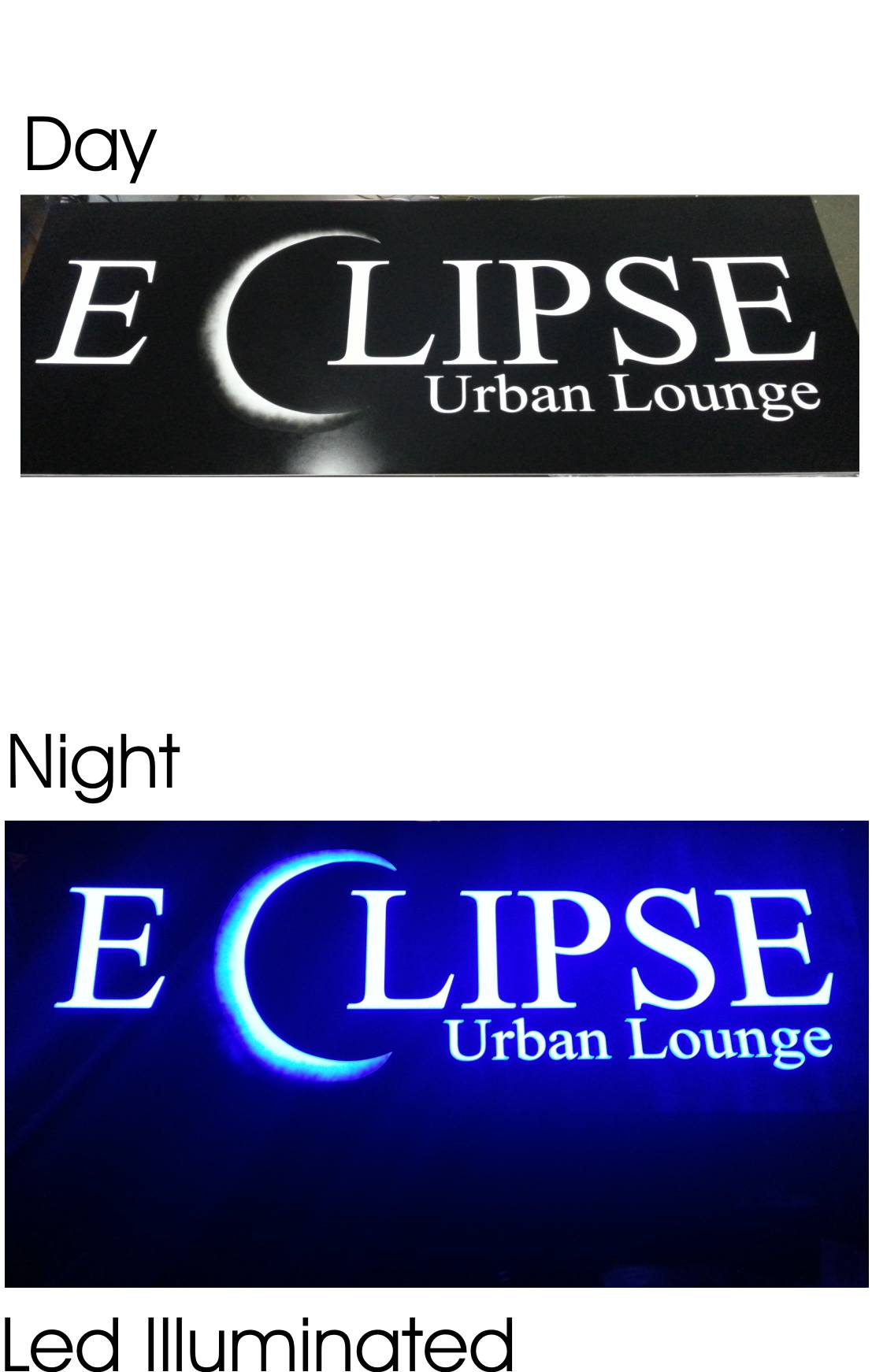 ECLIPSE Day & Night