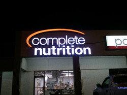 Complete Nutrition Night