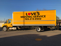 Love's Moving Services