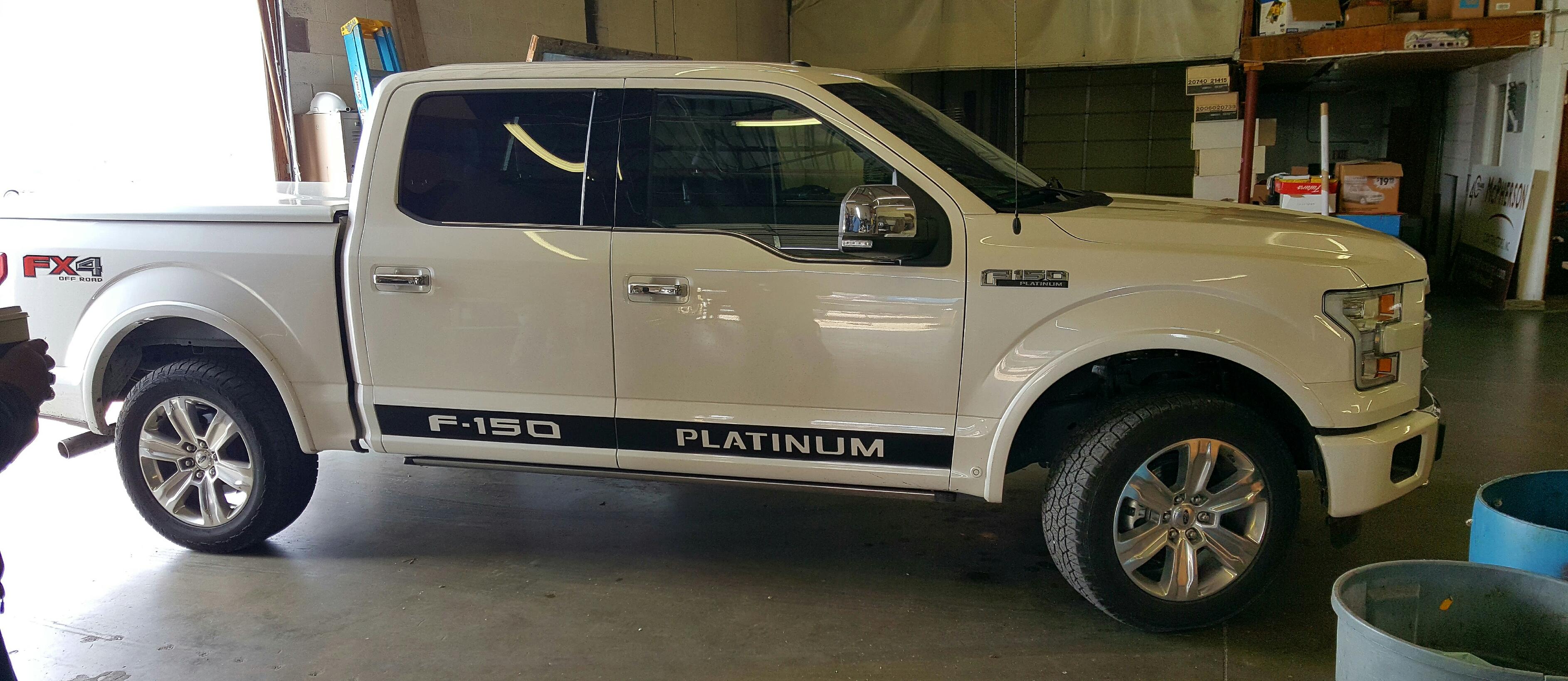 F150 Platinum